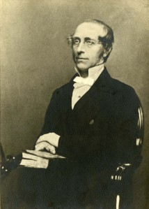 Portrait photograph of R.C. Singleton