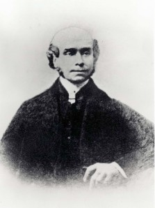 Rev. William Bedon Heathcote