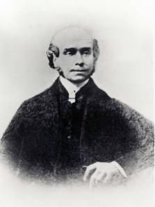 Portrait photograph of William Heathcote