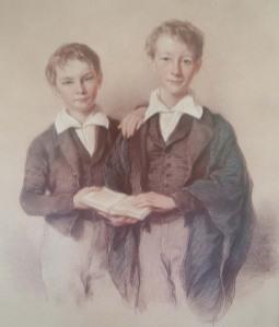 New boys, 1849