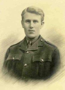 Aubrey Barrington-Kennett, 2nd Lt, 2dn Bn, Ox & Bucks LI. Died of wounds 20 September 1914
