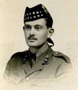HWF Barton,R Scots Fusiliers. kia Flanders 1914