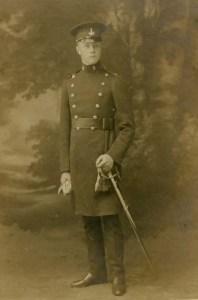 Hugh Brooksbank, 2nd Lt, 2nd Bn Yorkshire Regt.  Died of wounds 16 December 1914
