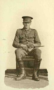 Francis Cresswell, Capt 1st bn, Norfolk Regt. kia 24 August 1914