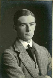 Wilfrid Dunnington-Jefferson.  2nd Lt, Royal Fusiliers.  KIA 25 April 1915