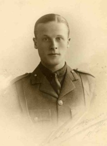 John Hermon-Hodge, 2nd Lt, 1/4th Bn, Ox & Bucks LI. KIA 28 May 1915