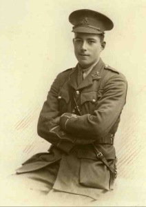 Charles King, 2nd Lt, 2nd Bn, South Staffordshire Regt.  kia 25 September 1915