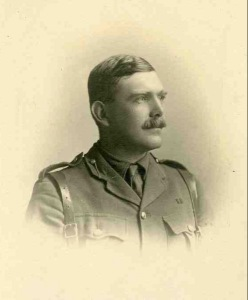 Roland Logan, Captain, 5th Bn, Ox & Bucks LI.  kia 16 October 1915