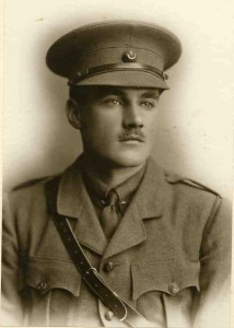Arthur Lonsdale, Lt, 2nd Bn, Royal Scots Fusiliers.  Died of wounds, 13 March 1915