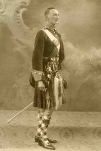 Arthur MacLean, Lt, 2nd Bn, Argyll & Sutherland Highlanders.  Missing 26 August 1914