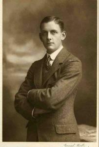 Ian Maxwell.  Captain, South Wales Borderes.  kia, 1st Battle of Ypres, 31 October 1914