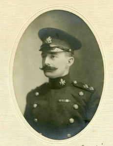 Henry Napier, Major, 11th Bn, Sherwood Foresters.  Wounded and drowned 17 November 1915