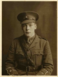 Llewellyn Nash, Captain, 2nd Bn, King's Royal Rifle Corps.  Died of wounds 28 September 1915
