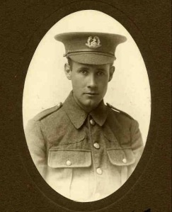 George Sedding, Lance-Corporal, 7th Bn, Norfolk Regt.  Died of wounds 23 October 1915