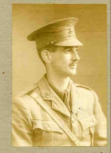 Anthony Slingsby, Lt, 1/6th Bn, West Riding Regt.  kia 14 July 1915