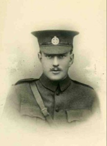 Charles Wolseley-Jenkins, Captain, 2nd Bn, Rifle Brigade
