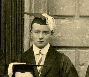 Leslie Inman, Prefect, Radley College, 1906