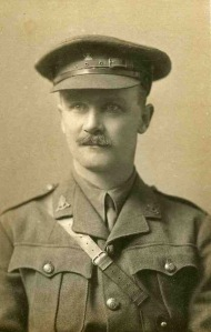 Maurice Kennard, Lt-Col cmdg 18th Bn West Yorkshire Regt. kia 1 July 1916