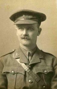 Maurice Kennard, Lt-Col cmdg 18th Bn West Yorkshire Regt. kia 1 July 1916