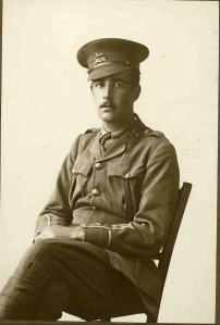 Ronald Morkill, Lt, RFC. Killed in a flying accident, 23 June 1915