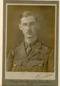 Duncan Tuck, Captain, 3rd Bn, Ox & Bucks LI.  Died of wounds 3 July 1916