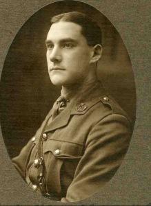 Gilbert Holcroft, 2nd Lt, 2nd Bn, Durham LI.  kia 9 August 1915