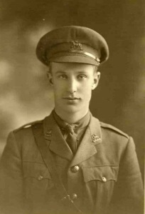 Maurice Howell, 2nd Lt, 1st Bn, Royal West Surrey Regt. kia 25 September 1915