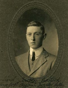 Lionel Bostock, 2nd Corporal, 3rd Div Signal Company, Canadian Expeditionary Force. kia Battle of the Somme
