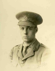 Richard Brodie-James, Lt, 9th Bn, East Lancashire Regt. kia in Greece