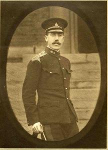 John Mowbray, Major, 41st Brigade, Royal Field Artillery. kia Battle of the Somme