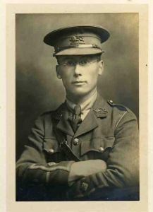 Aubrey Patch, 2nd Lt, 3rd Bn, Royal Lancaster Regt. kia Battle of the Somme