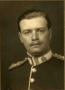 Ronald Rose-Lloyd, Major, attd. King's African Rifles. kia East Africa
