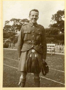 Henry Skinner, Private, 1/14th Bn, London Scottish. Died of wounds, Battle of the Somme