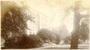 Henry Taunt. Radley Hall c 1890