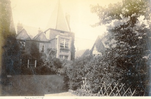 Henry Taunt. Radley College c1890