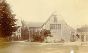 Henry Taunt. 'School' exterior, c1890