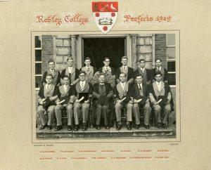 Warden & Prefects 1949
