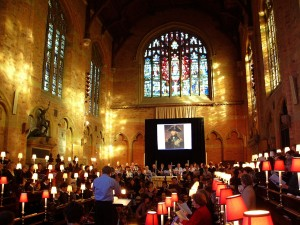 Haydn's Nelson Mass, Radley College Chapel, 2005