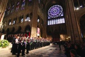 Notre Dame, Paris, 2009