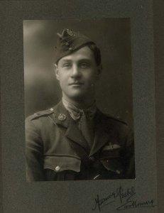 2nd Lt Norman Albury, RFC