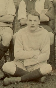 Rupert Castle-Smith, B Social Football XI, 1906