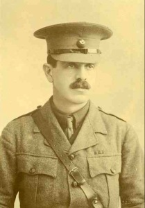 Capt John Egerton-Leigh. kia 4 April 1917