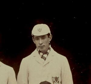 RG Henderson, Radley College Cricket XI 1901