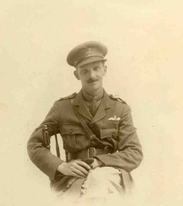 Lt Arthur O'Beirne, Royal Flying Corps. kia July 1917