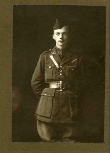 John O'Beirne, Lt, RFC.  kia April 1917