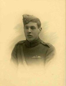 2nd Lt Lewis Sheppard, RFC