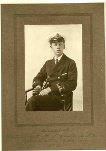 Flt Sub-Lt Moseley Woodhouse, RNAS. Killed over the coast of Flanders