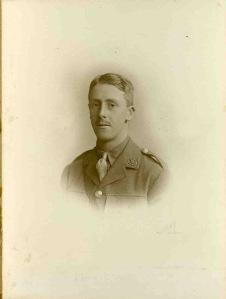 2nd Lt Gilbert Vawdrey, Welsh Regt. kia Passchendaele